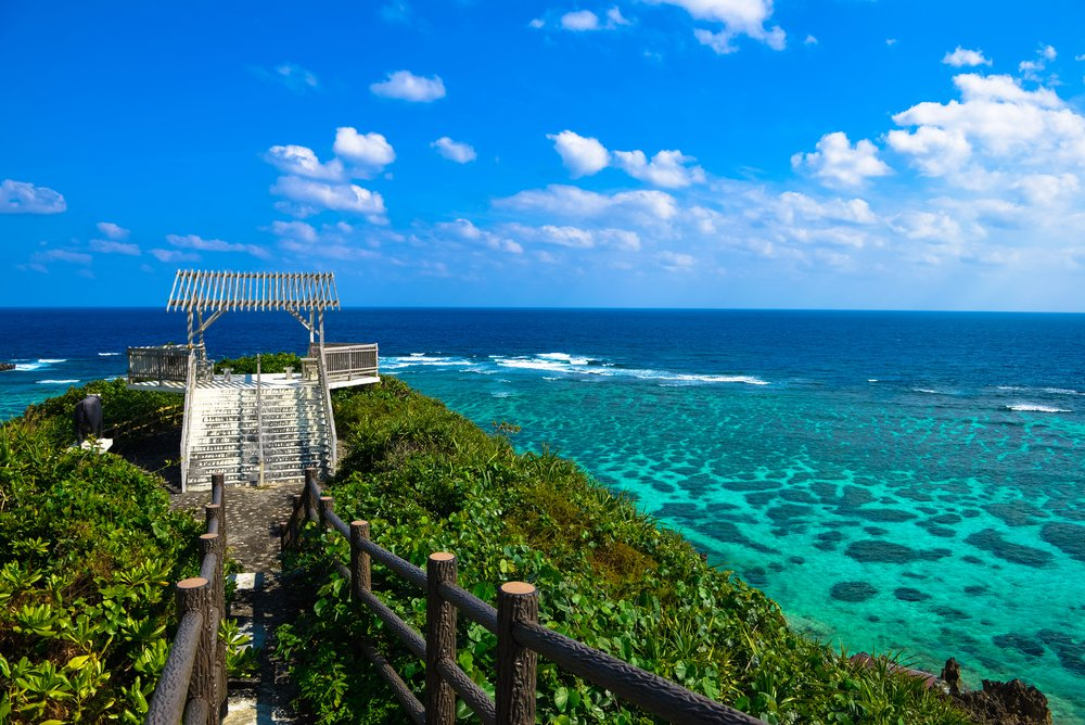What S The Main Okinawa Island