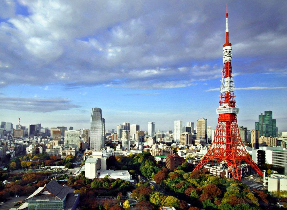 Best observation decks in tokyo japan rail pass tokyo tower fandeluxe Document